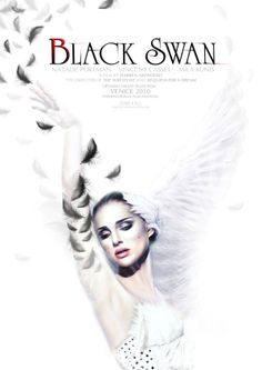 Black Swan - Alternative Movie Poster by Hung Trinh Black Swan Movie, Black Swan 2010, 1970s Aesthetic, Ballet Posters, Darren Aronofsky, Best Cinematography, Swan Song, Miss Dior, Alternative Movie Posters