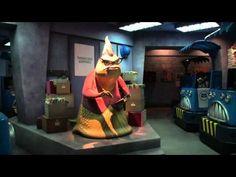 TDL : Monsters Inc. Ride & GoSeek. モンスターズ・インク・ライド & ゴーシーク - YouTube