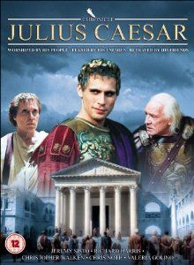 JULIUS CAESAR TV (Uli Edel, 2002).Jeremy Sisto. Epic look at Julius Caesar, Rome's last dictator, whose death also signaled the end of the Roman Republic. Chronicles his campaigns in Gaul and Egypt, his rivalry with General Pompey, his loves and his eventual assassination at the hands of the senators, Brutus and Cassius. Jeremy Sisto has a good performance playing the dictator being bundled by two excellent supporting actors Richard Harris as Sulla and Christopher Walken as Cato.