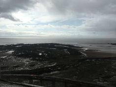 View from Top of Lighthouse @ Southerness, Dumfries