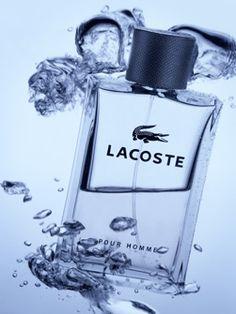 Lacoste perfume by Daniel Tuckmantel