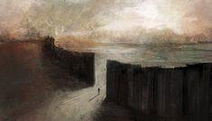 — The Black Wall by eilidh on deviantART