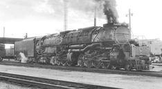 Richard Leonard's Union Pacific Big Boys and Challengers - 4-8-8-4 4011
