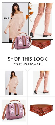 """Sheinside XIII/10"" by ruza66-c ❤ liked on Polyvore featuring Sheinside and shein"