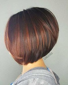 A gallery of Bob hairstyles. Easy, modern and elegant, this collection includes really chic long bobs, short graduated cut bob ideas, layered or choppy haircut styles and more… Just check these prettiest bob haircut ideas and pick your own style: Choppy Bob Hairstyles, Short Bob Haircuts, Pixie Hairstyles, Hairstyle Short, Easy Hairstyles, Hairstyles Haircuts, Fashion Hairstyles, Ladies Hairstyles, Style Hairstyle