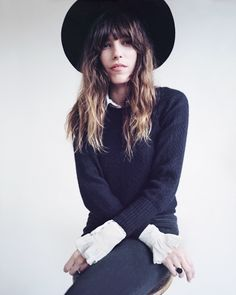 Lou Doillon for Stella Magazine