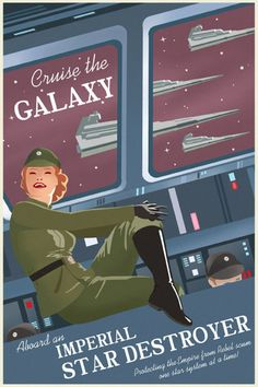 star wars travel print