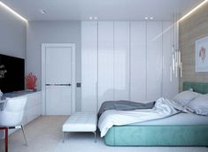 Room Decor Small Bedroom Paint Colors 17 Ideas For 2019 Room Design Bedroom, Bedroom Layouts, Home Room Design, Interior Design Living Room, Bedroom Decor, Modern Luxury Bedroom, Luxurious Bedrooms, Furniture Layout, Bedroom Furniture
