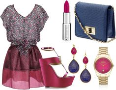 """""""deepink"""" by miriam-robles-r on Polyvore"""