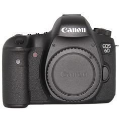 BRAND NEW Canon EOS 6D 20.2 MP Digital SLR Camera (Body Only)