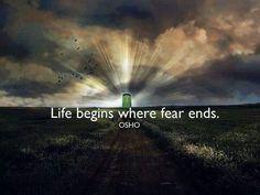 Life begins...