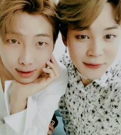 Omg they laughed at the same time!!!!!   JUST BTS RAPMON AND JIMIN