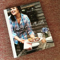 Love my clients and love that they know the goal is to be in the gray zone. No black or white thinking when it comes to food! Thank you M for gifting me this book! I can't wait to use! And thank you to #andiemitchell for sharing your story and our philosophy here at this nutrition office! #eatinginthemiddle #eatwithintention