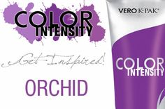 Get inspired! #Orchid #ColorIntensity #VKC