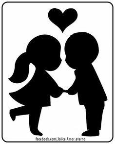 Bride And Groom Silhouette, Love Silhouette, Cute Couple Cartoon, Shadow Art, Pencil Art Drawings, Love Wallpaper, Bottle Art, Valentine Crafts, String Art