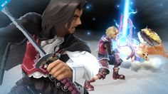 Super Smash Bros. for Nintendo 3DS / Wii U: Shulk (Wii U 7)