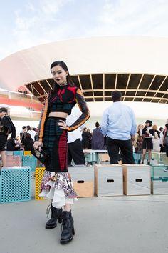 Louis Vuitton Takes Rio de Janeiro for Cruise 2017 - -Wmag