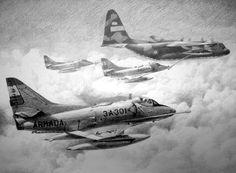 Oleos de Malvinas   Página 15   Foros Zona Militar - Cristían Garcia Zárate Plane Drawing, Falklands War, Airplane Art, Jet Engine, Aviation Art, Military Art, Us Navy, Warfare, Photo Art
