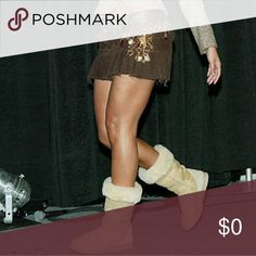 Shop Women's UGG Tan size All sizes! Shoes at a discounted price at Poshmark. Description: Buy now at huge discounts! Shop with confidence! Same or next day shipping. Ugg Sale, Uggs On Sale, New Uggs, Ugg Winter Boots, Knit Boots, Plus Fashion, Fashion Tips, Fashion Trends, Confidence