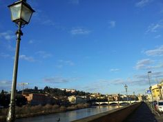 Florence Italy Lungarno vicino a PC Service Firenze