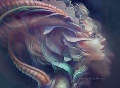 Jennifer Healy   Digital Paintings