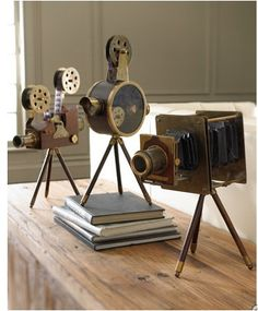 For the Film Buff... Cool studio office props!!