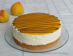 Almond Cakes, Flan, Cheesecakes, Cake Recipes, Deserts, Tasty, Sweets, Cookies, Desert Ideas