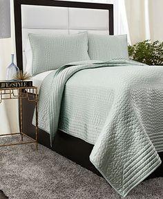 vince camuto crocodile coverlet - online only - belk | bedding