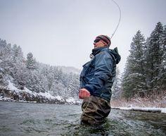 Winter Fishing: 4 Ways to Stay Warm in Frigid Waters | Field & Stream