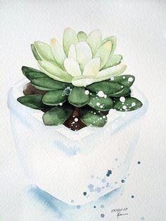 Рисунок цветов. Ботаническая иллюстрация