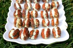 caramelized pecans with blue cheese   Amelia PS   Flickr