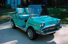 Unusual golf carts... YES!