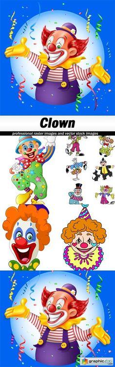 Clown - 5 EPS