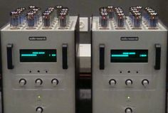 Audio Research Reference 750 power amplifier.