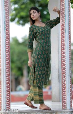 For order or any details plz what's app on 08349168471 quality products Simple Kurta Designs, Stylish Dress Designs, Kurta Designs Women, Dress Neck Designs, Stylish Dresses, Simple Dresses, Style Palazzo, Palazzo Suit, Indian Designer Outfits