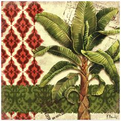 product image for Thai Palm 1 Wall Art