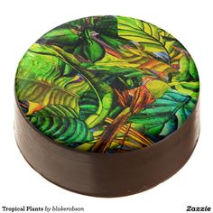 Sink your teeth into a Tropical cookie from Zazzle. Choose from chocolate covered Oreo, shortbread, or sugar cookies! Chocolate Covered Oreos, Tropical Plants, Sugar Cookies, Serving Bowls, Tableware, Products, Dinnerware, Tablewares, Dishes