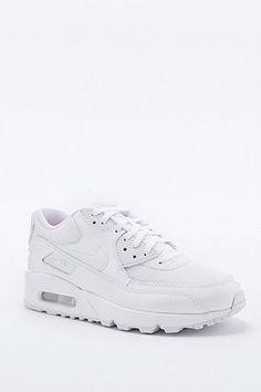 Nike Air Max 90 Premium White Trainers