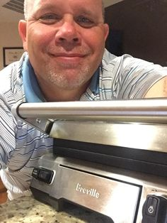 Karen won this indoor grill for her son-in-law for $0.28 using only 13 voucher bids! #QuiBidsWin
