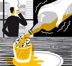Ein Drink mit Ed Kosner — GOLDEN COSMOS