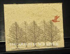CTMH Always Grateful/Dryer Sheet Card