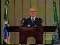 HISTÓRIA DO BRASIL: GOVERNO MILITAR = PRESIDENTE GEISEL = EDIÇÃO E NARRA...