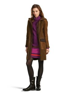 Lammfellmantel Marsha - Coats - Jackets / Coats - Clothing - Ladies | BOGNER.COM