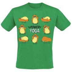 Power Yoga - T-Shirt von Power Yoga