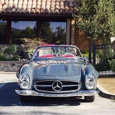 • Summer dream. Mercedes-Benz 300SL Roadster W198 • www.carandvintage.com By @kanancayman  #summer #dream #time #usa #mercedes #ferrari #mercedesbenz #porsche #bmw #bugatti #carporn #vintage #firstpost #first #elegance #lux #luxury #luxurycar #luxurylife #f4f #fashion #cars #londoncars #blacklist #newyork #autoporn #automotive #instacar #follow #carvintage