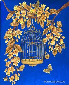 Back to colouring with Blomster Mandala, missed this book #mariatrolle #blomstermandala #twilightgarden @maria_trolle #poscapens #fabercastellpolychromos #livrodecolorir #artecomoterapia #desenhoscolorir #livrocoloriramo #prazeremcolorir #arte_e_colorir #coloringmasterpiece @desenhoscolorir @colorindolivros @boracolorirtop @beautifulcoloring @livrocoloriramo @desenhosparacolorir @bayan_boyan #塗り絵の本 #divasdasartes