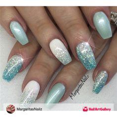 Summer Nails by MargaritasNailz via Nail Art Gallery #nailartgallery #nailart…                                                                                                                                                                                 Mo