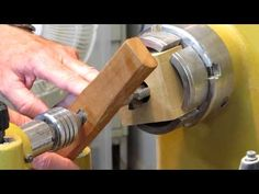 Make a wood face plate with a Beall Tap - YouTube