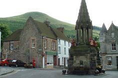 "Falkland, Fife (Inverness) | 14 Scottish Places All ""Outlander"" Fans Must Visit"