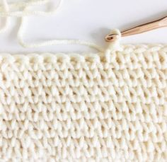 Easy Crochet Patterns The Waistcoat stitch is also known as center post stitch. It's as easy as a single crochet (sc) The trick… - The Waistcoat stitch is also known as center post stitch. It's as easy as a single crochet (SC) The trick… Crochet Stitches Patterns, Knitting Stitches, Crochet Designs, Stitch Patterns, Knitting Patterns, Different Crochet Stitches, Easy Crochet Stitches, Single Crochet Stitch, Lace Patterns